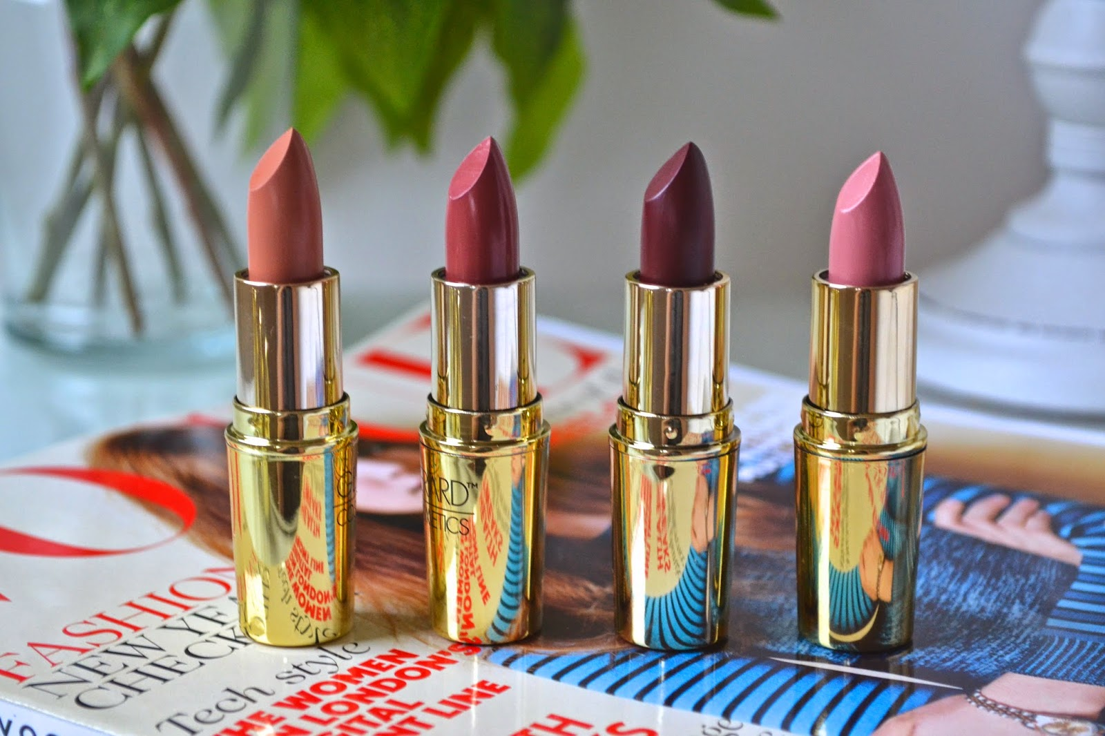 Girl In The Black Hat Review Gerard Cosmetics Lipsticks-8712