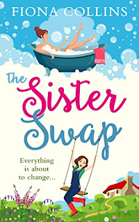Blooming Fiction: Book Review | The Sister Swap By Fiona Collins