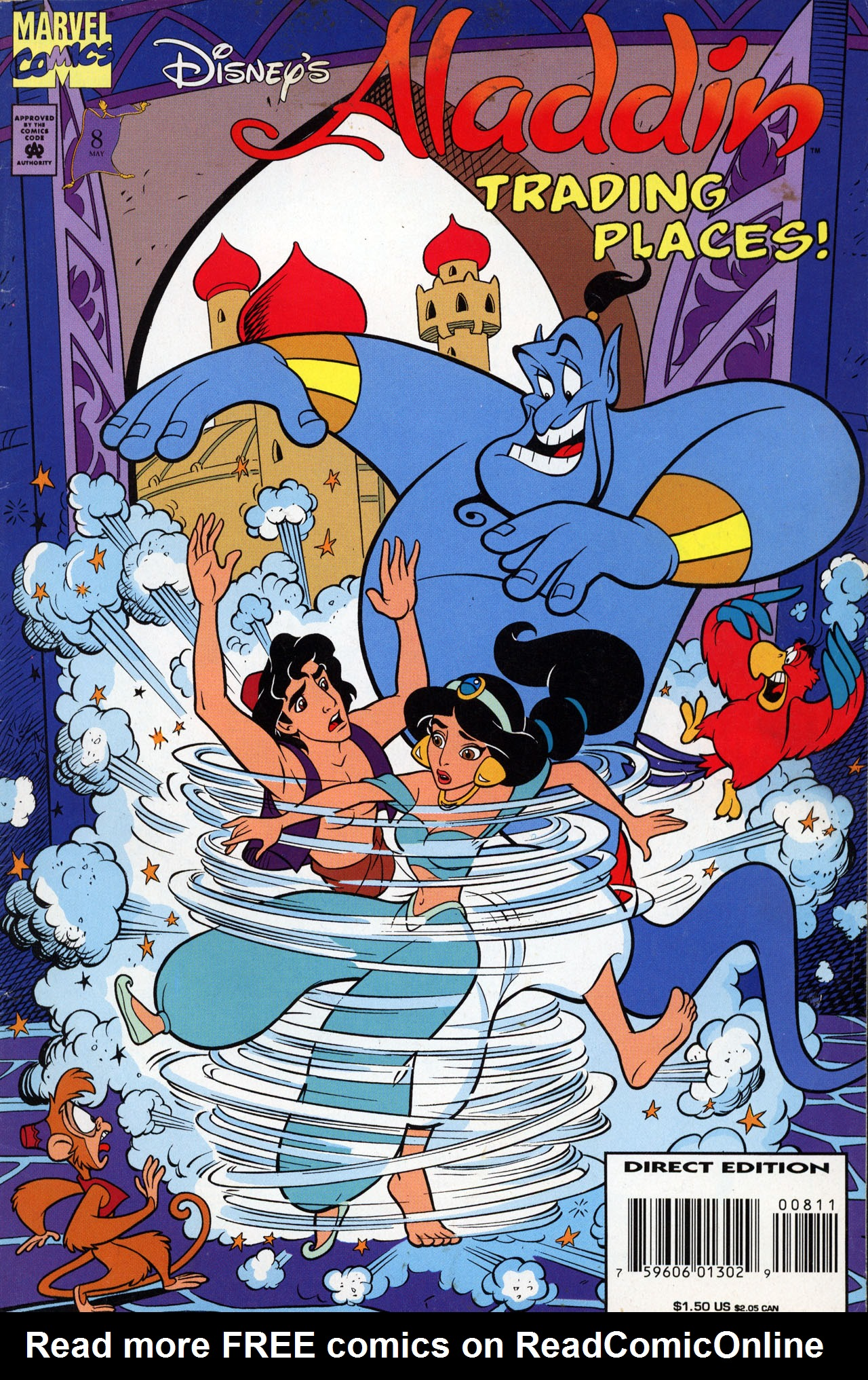 Free Disney Cartoon Porn Comics disney s aladdin | viewcomic reading comics online for free 2019