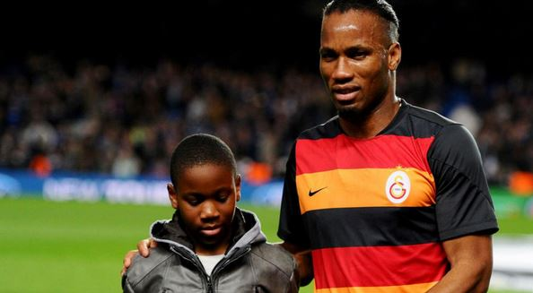 Drogba joins French Ligue 1 Club, Guingamp (DETAILS)