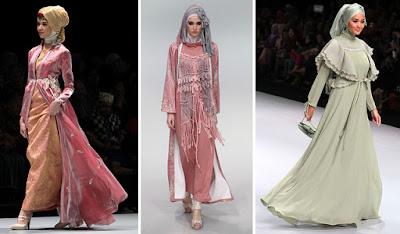 Busana Muslim Trendy Untuk Lebaran Yang Nyaman dan Sopan