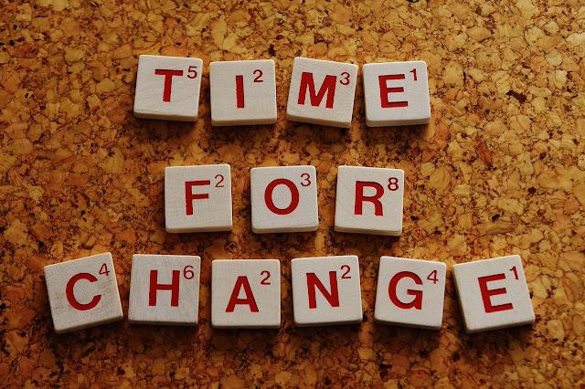 zmiany w życiu, zmiany na lepsze, trwałe zmiany, nawyki, mamaju