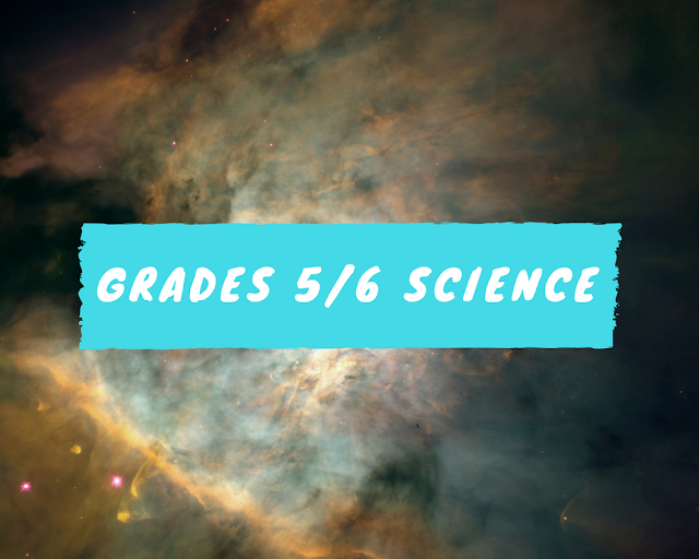 ONTARIO SCIENCE GRADES 5/6 SCIENCE CURRICULUM SIDE BY SIDE