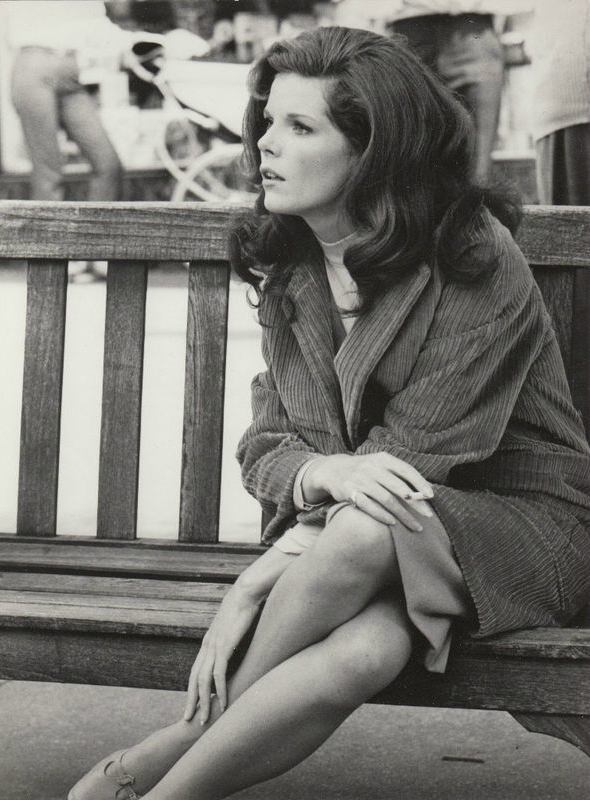 Zebradelic: Various photos of Samantha Eggar