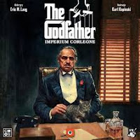 Godfather. Imperium Corleone (wyd. Portal Games)