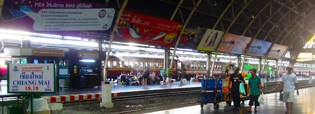 Hua Lamphong Train Terminal