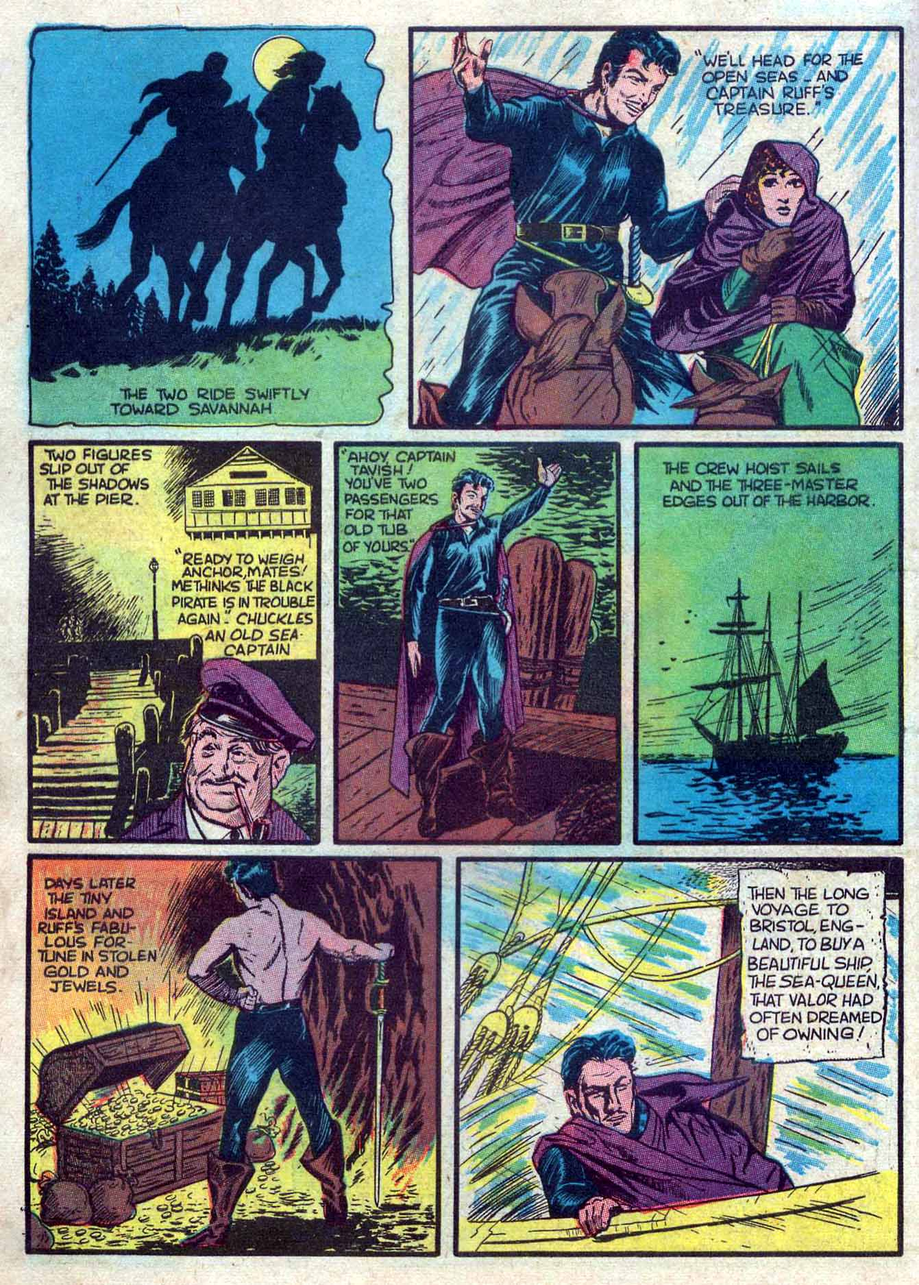 Read online Action Comics (1938) comic -  Issue #27 - 30