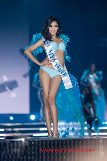 Miss Supranational Asia & Oceania 2014- Han Thi
