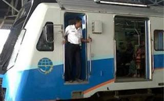 Menghindari Gerbong 1 di Kereta