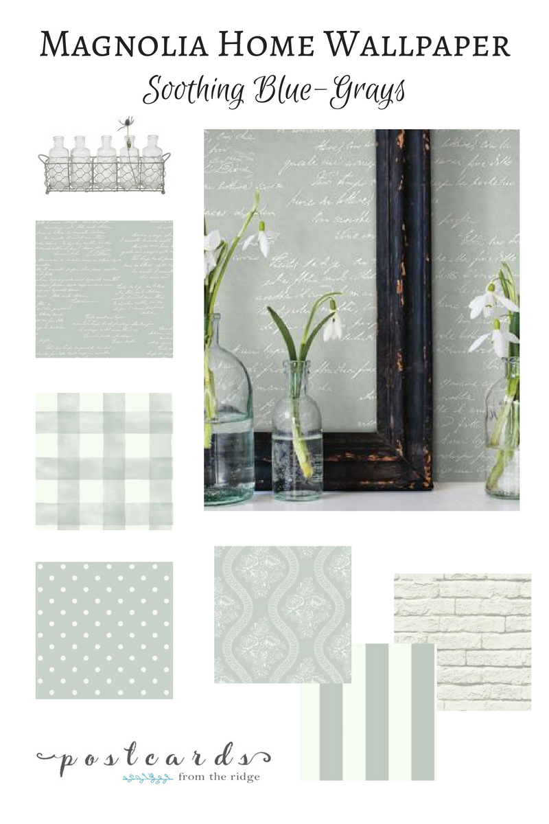 Magnolia Home Wallpaper Add Some Wow To Your Walls With