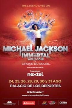 Michael Jackson: The Immortal World Tour en Español Latino