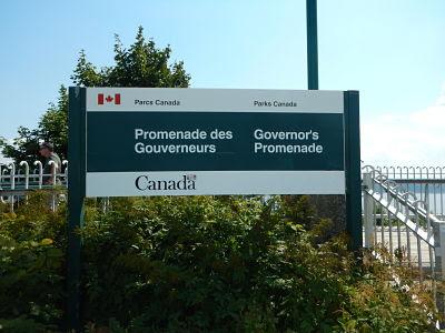 Promenade des Gouverneurs