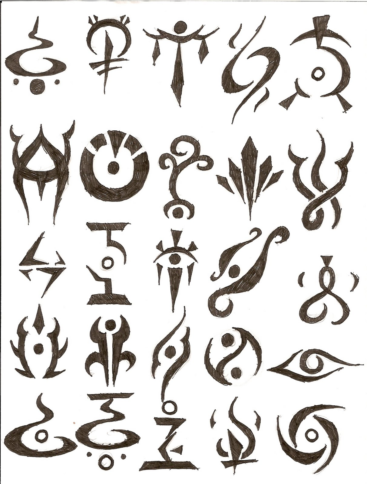 Polynesian Tattoo Symbols And Meanings Images For Tatouage