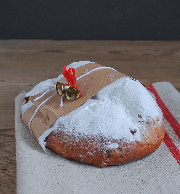 Stollen o Christstollen, pan dulce alemán