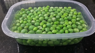 Green Peas - Pachi Batani - Pachai Pattani Sundal