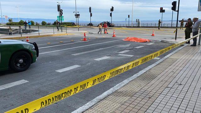 Asesinan a joven extranjero en Puerto Montt