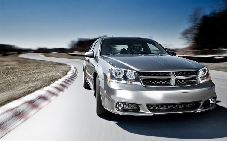 Cars Models List: 2012 Dodge Avenger RT