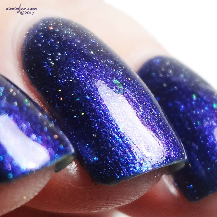xoxoJen's swatch of Girly Bits Pier-less Beauty