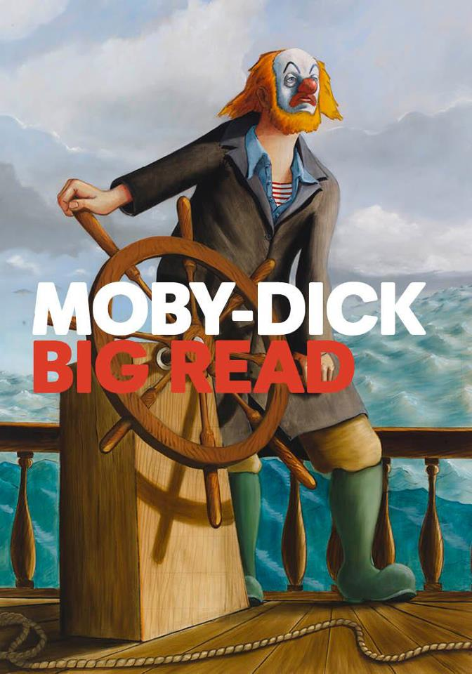 Read Moby Dick Online