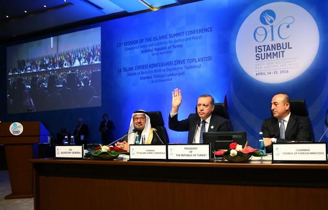 İslam İşbirliği Teşkilatı'na Borcu Olanlar