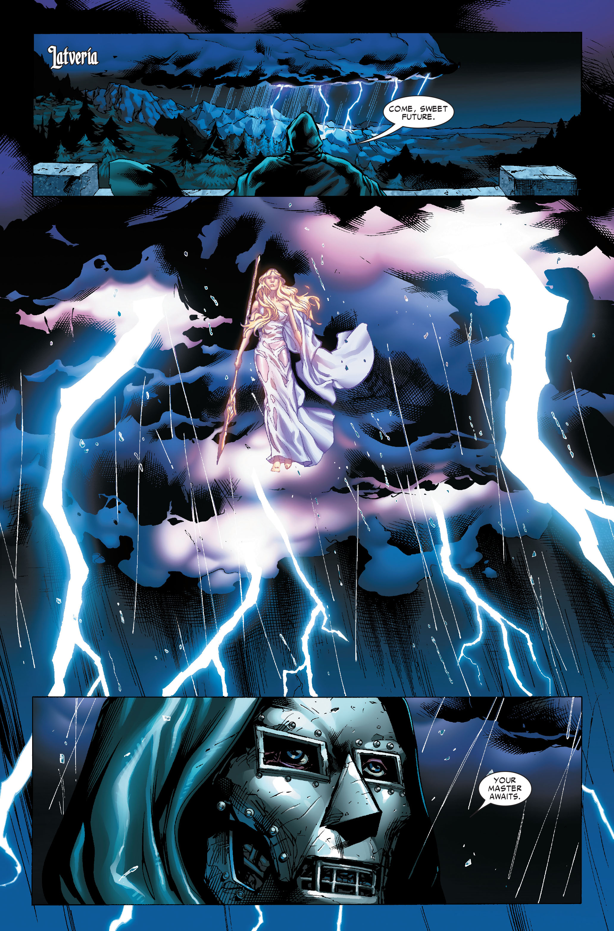 Thor (2007) Issue #604 #17 - English 3