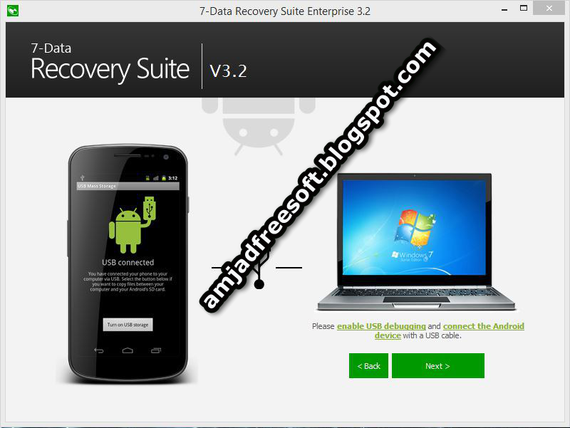 7 Data Recovery Suite 4.4 is extraordinary recovering software that offers its users a large number of advanced features through which their users can easily recover their very old data from different hard drives. It helps you in the complete recovery of the lost or deleted videos, photos, audio, documents and much more.