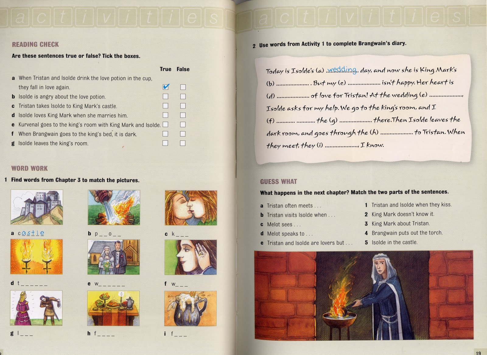 English Stuff Book 8th Grade