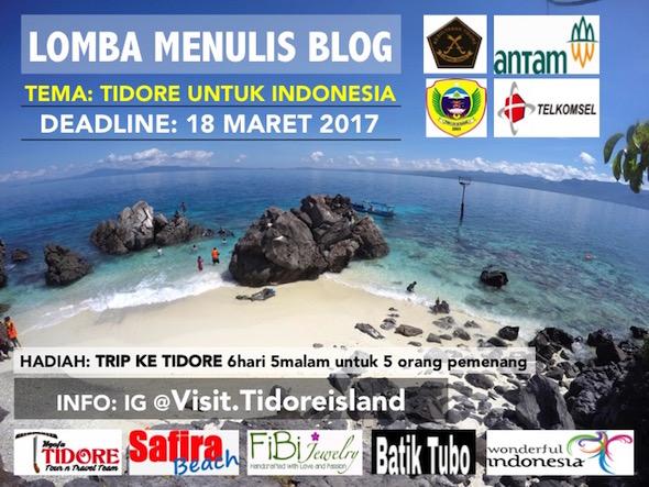 Visit Tidore Island - Mengenal Kuliner Kota Tidore