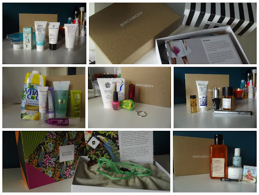 7 Months Of Being Subscribed To Birchbox In A Week // Beauty Box