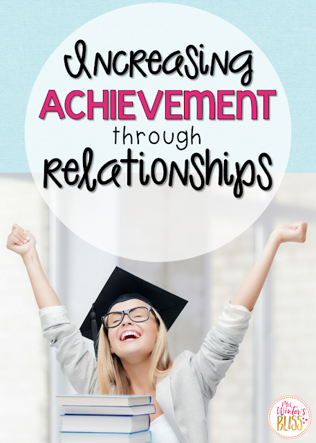 Are you a teacher who is ready to increase your student's academic achievement? Building relationships is proven to increase student's achievement levels.