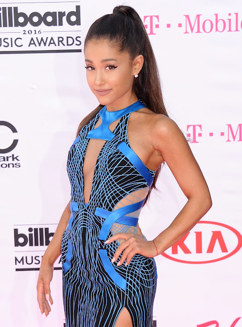 Actress, Singer, @ Ariana Grande - 2016 Billboard Music Awards in Las Vegas