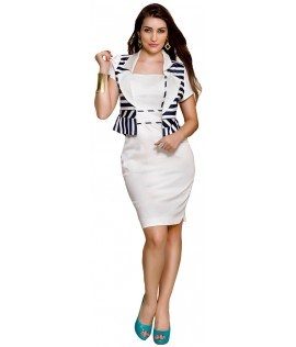 modelo de vestido com bolero - fotos e dicas