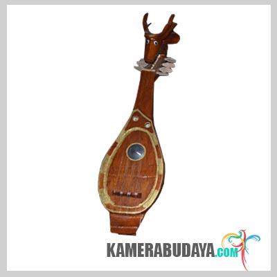 Dambus, Alat Musik Tradisional Dari Bangka Belitung