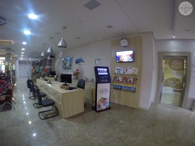 Best Western Tarobá Hotel Foz do Iguaçu