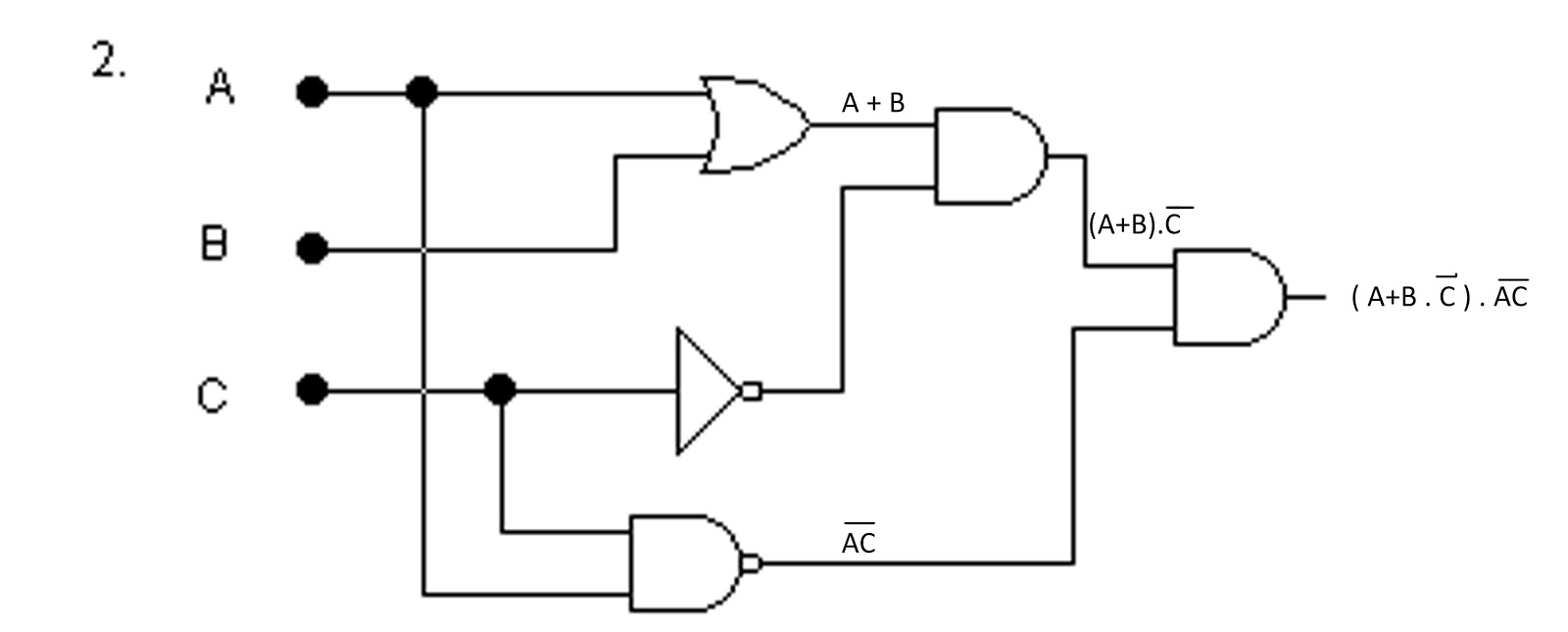 logic gate circuit ~ Study with Prandana