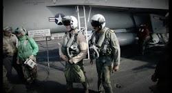 «Είχαμε κάποια θέματα μ' αυτούς και όταν πήγαμε στη Μέση Ανατολή», τόνισαν σμηναγοί του Αμερικανικού Πολεμικού Ναυτικού. Μεταξύ 2014 και 201...