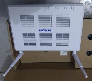 Modem Nokia G-240W-A Oi Fibra