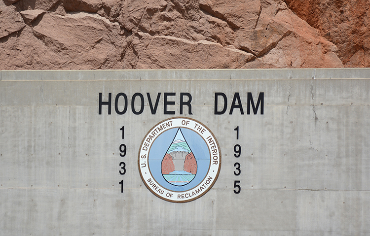 Travel; The Hoover Dam | My Darling Days