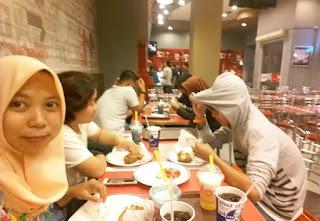 Menu KFC Jepara