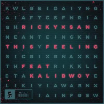 "Rickyxsan Unveils ""This Feeling"" Feat. Kalibwoy"