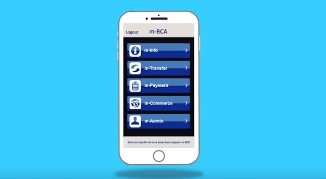 BCA mobile adalah layanan yang memberikan banyak kemudahan dalam melakukan transaksi finansial maupun nonfinansial pada nasabhnya. Dengan mengaktifkan m-banking kita dapat melakukan pembayaran, beli pulsa, transfer dan lain sebagainya hanya melalui smartphone Android.