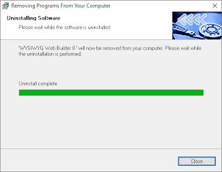 Hapus Aplikasi Windows 10