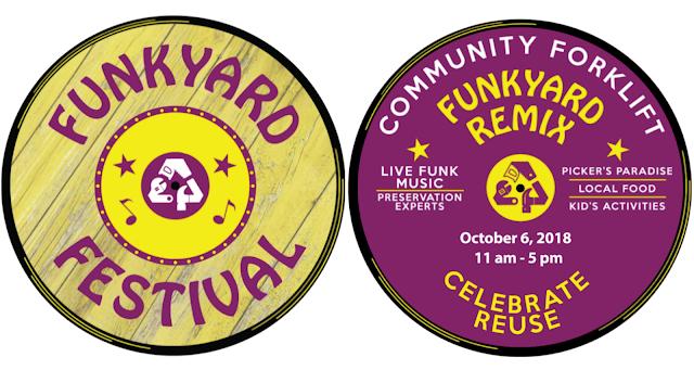 Community Forklift FunkYard Festival Hyattsville