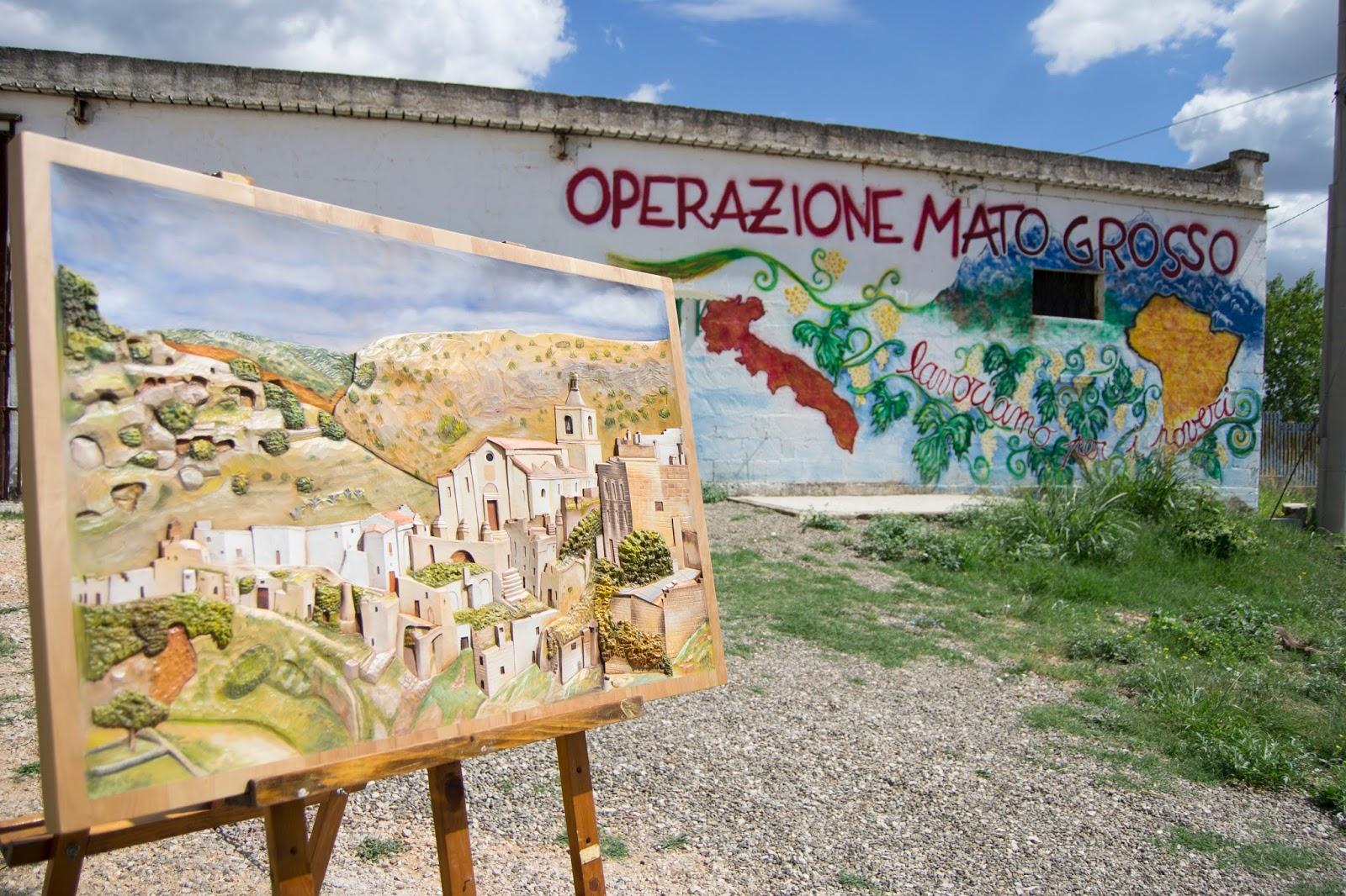 Ginosa news ginosanews la carica dei cento volontari omg 13 giorni per i poveri - Operazione mato grosso mobili ...
