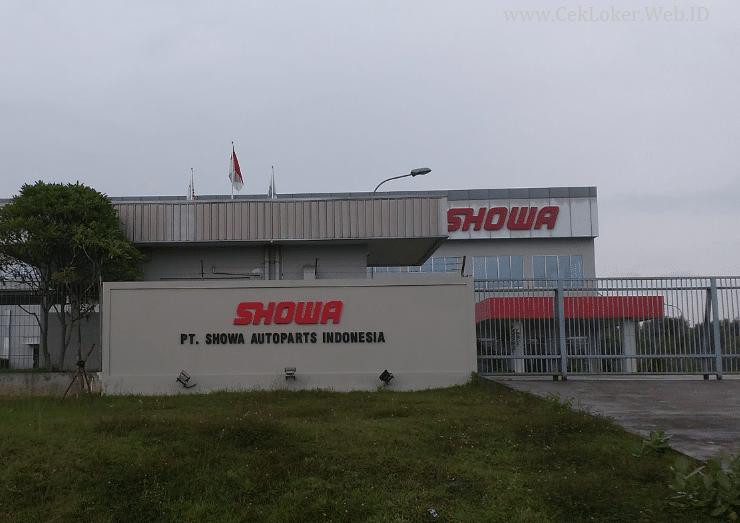 Lowongan Kerja Astra Group | PT.Showa Manufacturing Indonesia Kawasan Mm2100