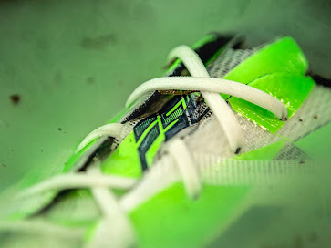 56bd740da62 Hybridtouch on the upper of the new Adidas F50 Adizero Football Boot  combines the advantages of synthetic and leather.