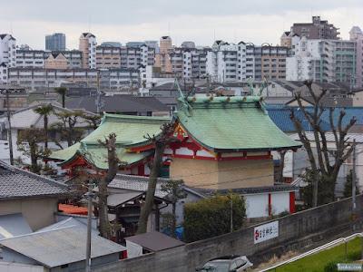 日吉神社本殿