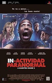 Película Inactividad Paranormal