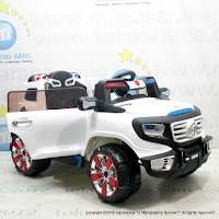 Pliko PK3828 Jeep Lover Battery Toy Car