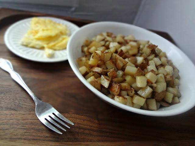 Skillet Breakfast Potatoes